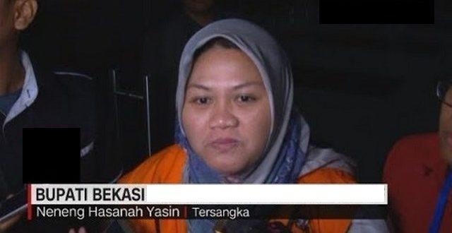 MENGAGETKAN! Bupati Neneng Akhirnya Mengaku Diminta Tjahjo Kumolo Muluskan Izin Meikarta