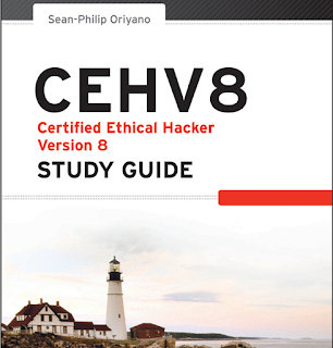 CEHV 8 Certified Ethical Hacker Version 8