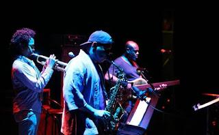 Steve Coleman inauguró el Festival de Jazz de Málaga con un concierto ecléctico / stereojazz