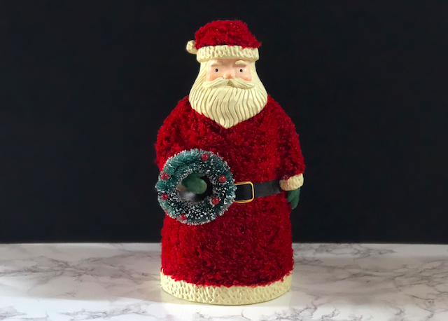 Hallmark Holiday Gift Guide 2017 - Mixed Media Santa