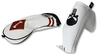 CraftsmanGolf Skull_Driver_Putter Headcover