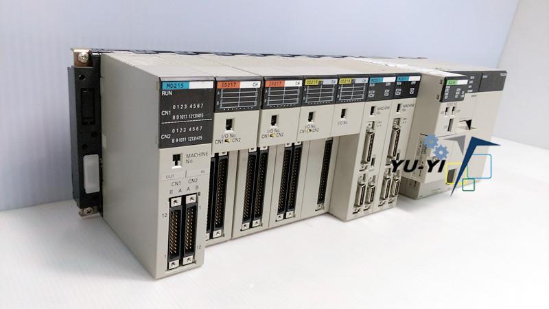 OMRON PLC SYSMAC C200HX CPU44/PA204/SLK24/MC221/OD219/ID217/MD215/OD218