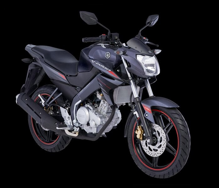 New Vixion Lightning Black Bolt