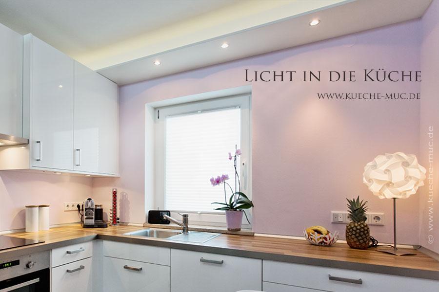 Mehr Licht In Der Küche
