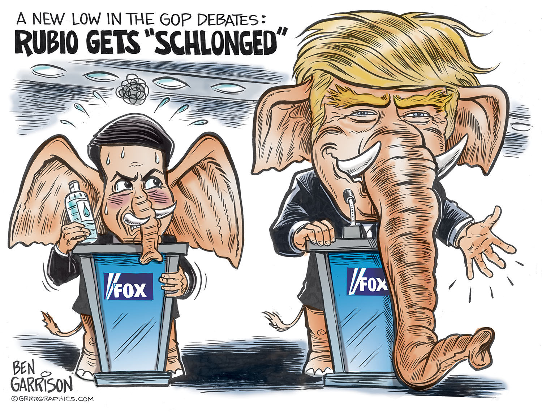 Trump Locker Room Meme