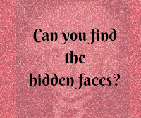 Can you find the hiddenfaces?