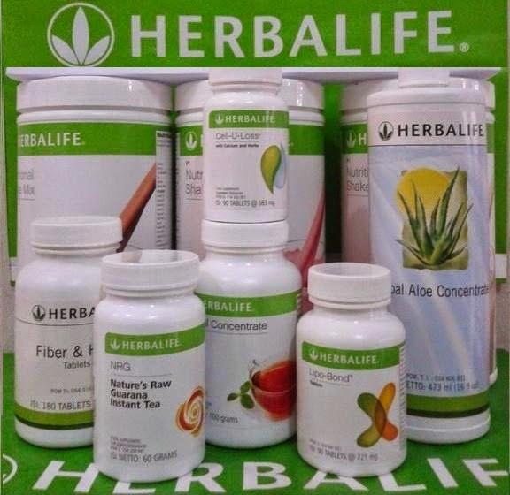 Daftar Paket Produk Herbalife Terbaru untuk Program Diet 1 Bulan