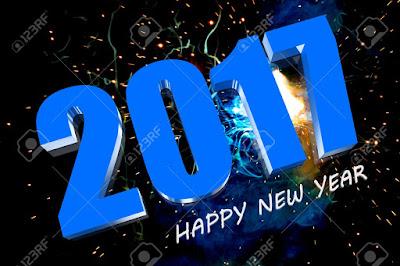العام الجديد 2017 تهنئه بالعام 18048500-3D-Happy-new-year-2017-Banque-d'images.jpg