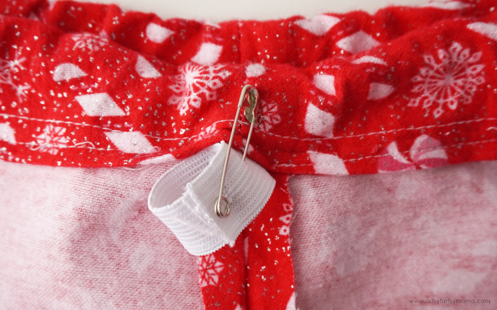 DIY Elf-Inspired Christmas Pajamas with Free Cut File