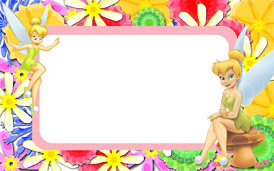 Tinkerbell Free Printable Invitations Oh My Fiesta In