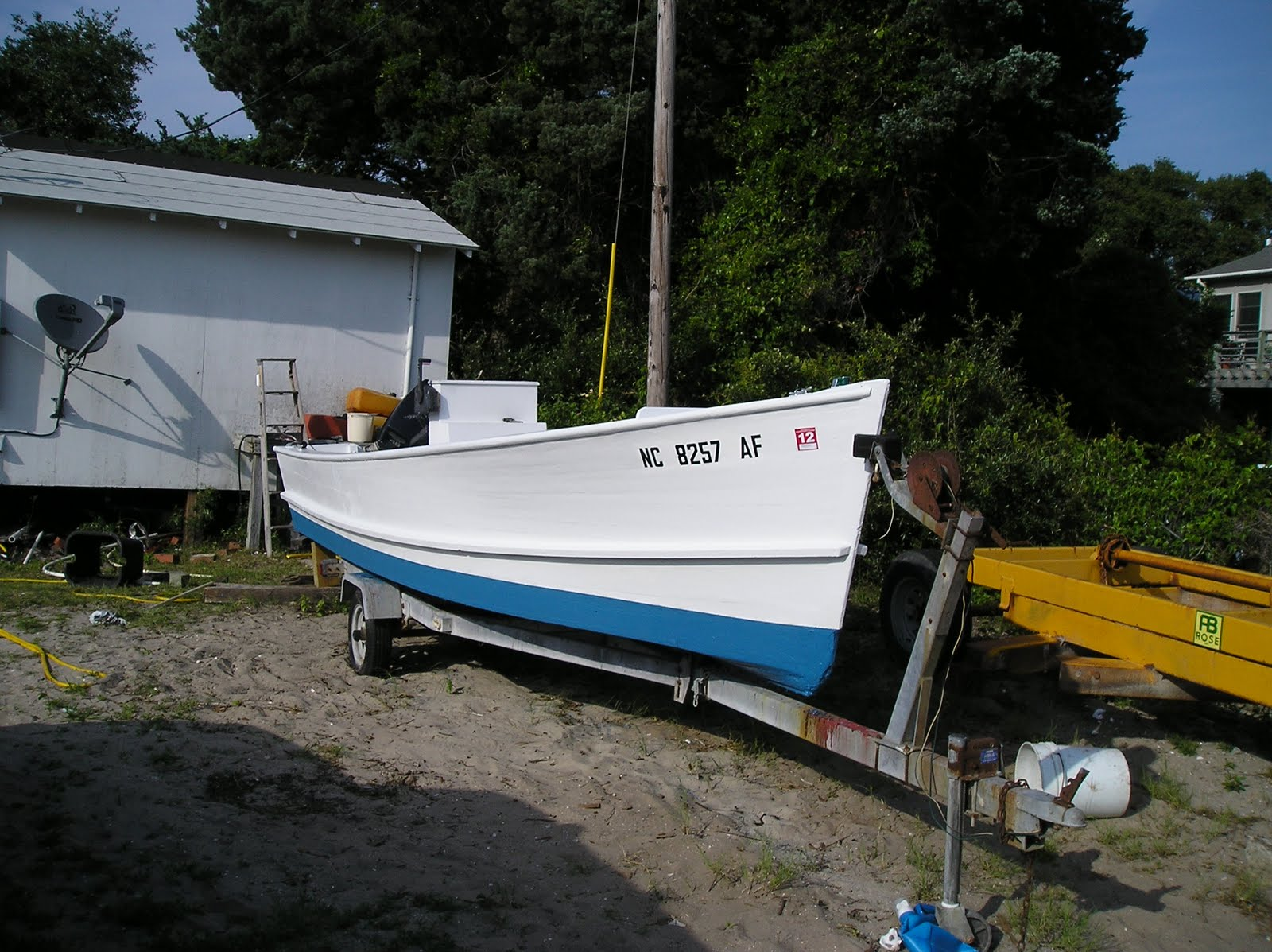 Boat Plans For A Chesapeake Deadrise | Free Boat Plans TOP