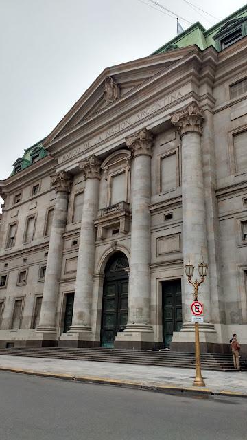 Banco Nación, Buenos Aires