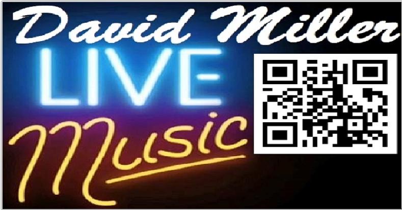 David Miller Live Music logo