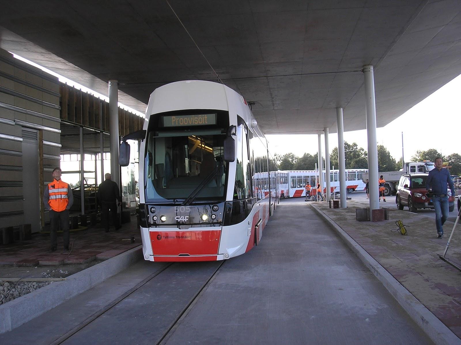 59af48e3e1b 24. august on jäänud ajalukku päevana, mil Tallinnas algas trammiajastu.  129 aastat tagasi 1888 alustas sõitu esimene hobutramm.