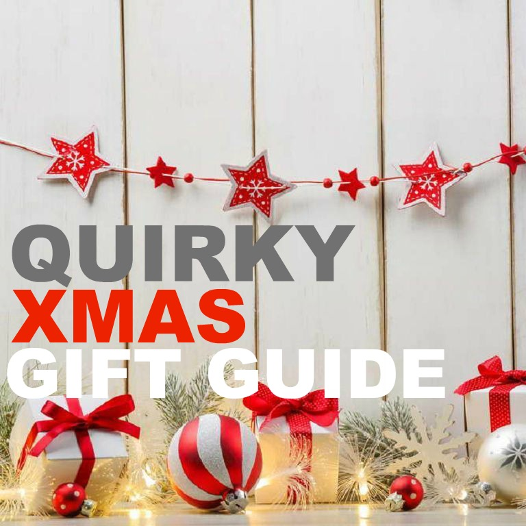 QUIRKY CHRISTMAS GIFTS YOU\'LL LOVE | DAILY FOCAL