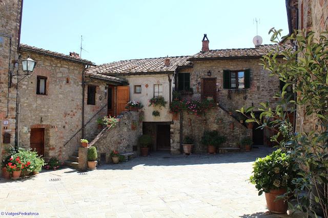 San Gusmè, Chianti, Toscana, Itàlia