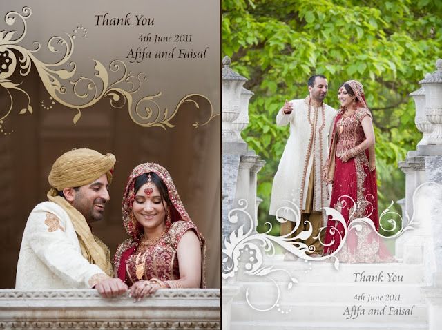 Wedding Thank You Card Messages pratctice and fun