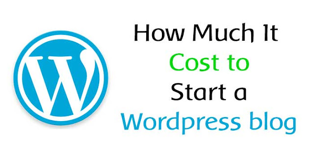 How Much it Cost to Start a Self Hosted WordPress Blog: eAskme