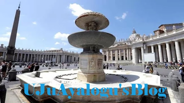 Drought in Italy forces Vatican to turn off fountains for the first time in history