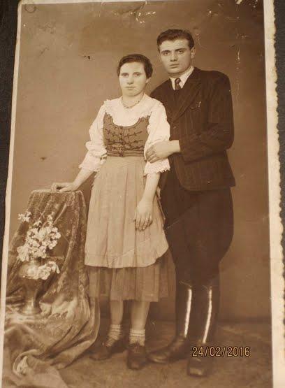Mama Papával (Kálmán Lajos) valószínűleg már Magyarországon.