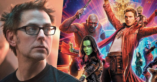 james-gunn-guardiões da galáxia