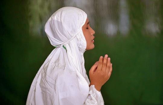 berdoa pada tuhan