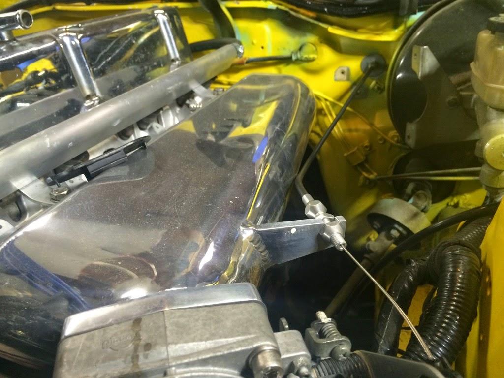 Img on 1993 Dodge Dakota Throttle Cable