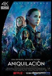 Aniquilación (2018) Online Español latino hd