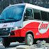 Volare desarrolló minibuses con modificaciones especiales, por solicitud Buses JM en Chile