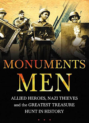 The Monuments Men - Original Poster