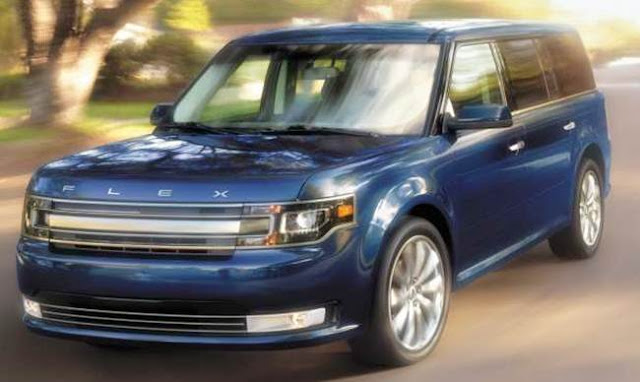 2017 Ford Flex Price, Redesign