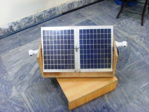 Sun Tracker Circuit Diagram