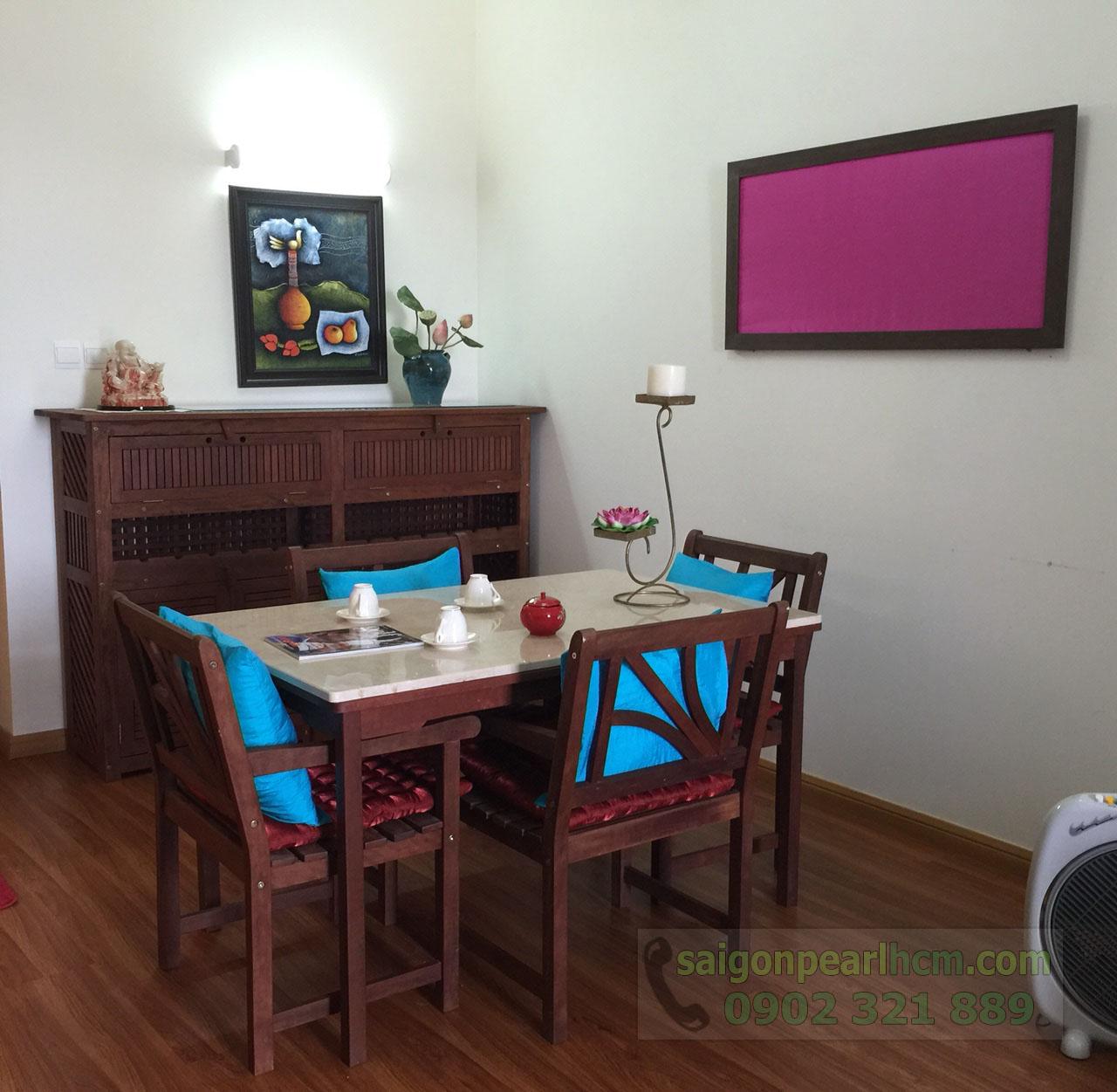 Cho thuê căn hộ Sapphire 2 Saigon Pearl - hình 2