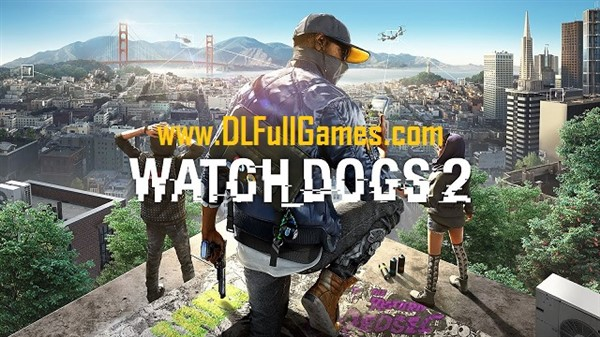 Watch Dogs 2-CPY Free Download PC Game