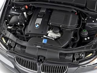 bmw 3 series gran turismo: engine specs