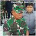 Pangdam XIII Merdeka : Tugas Prajurit TNI AD Wajib  Menjaga Semua Perbatasan RI