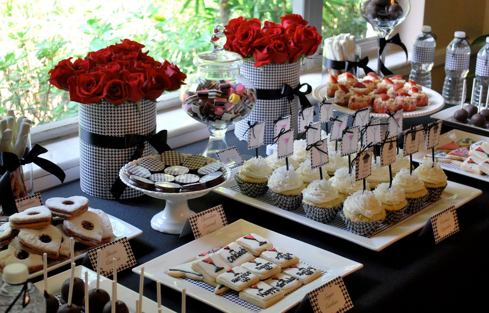 40th Birthday Party Ideas, Adult Birthday Party Ideas