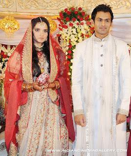 Sania Mirza Wedding Pics
