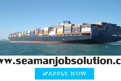 Messboy, Ordinary Seaman, Fitter, 3/E, C/E For Container Ships