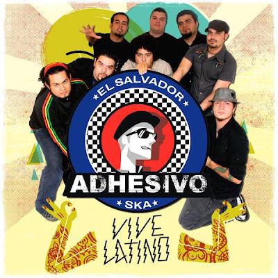 Adhesivo - Vive Latino 2012 (2012)