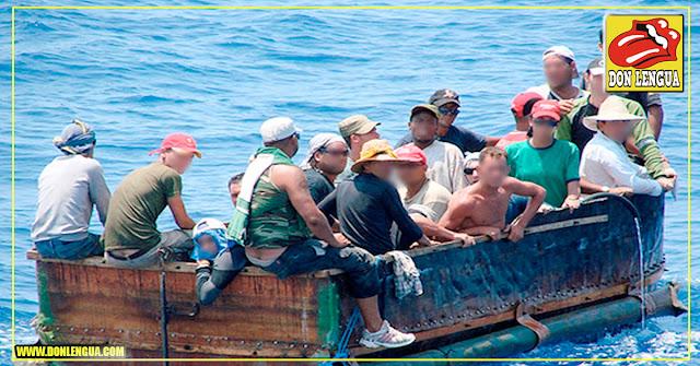 22 balseros venezolanos están desaparecidos en el mar desde el jueves 16