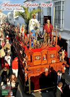 Semana Santa de La Puebla de Cazalla 2014