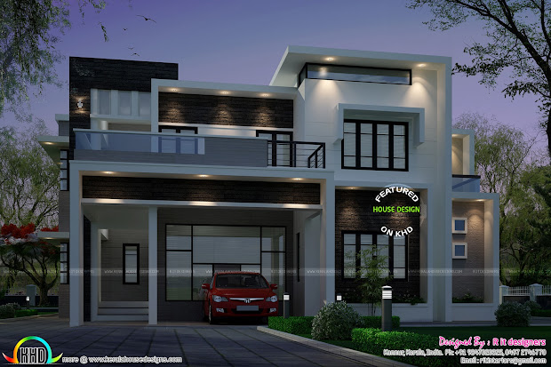 February 2016 - Kerala Home Design And Floor Plans