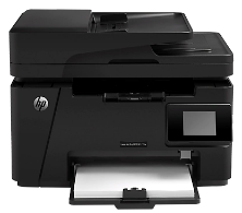 Hp laserjet pro mfp m127fw Wireless Printer Setup, Software & Driver