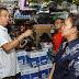 Sejumlah Pedagang di Pajus Curhat Ke Sihar Sitorus
