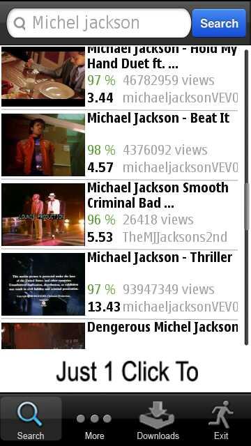 Nokia 5800 Xpressmusic Download Application Youtube Downloader V2 2 0 For Nokia 5800 N97 And N8