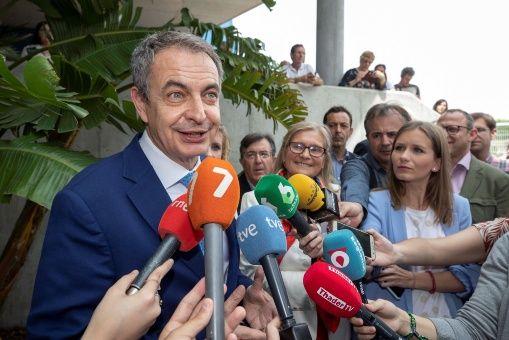 Expresidente español crítica política de EE.UU. sobre Venezuela