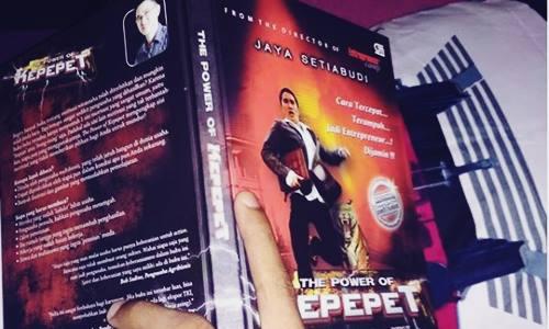 Buku The Power Of Kepepet, Cara Tercepat Jadi Entrepreneur
