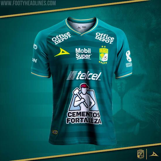 Club León 20-21 Home & Away Kits Released - Footy Headlines