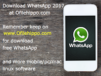 Download WhatsApp 2017 Latest Version (Complete)